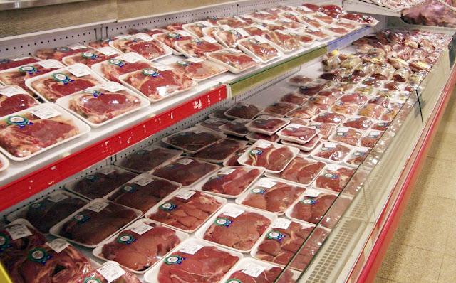 Thịt lợn bán tại các cửa hàng thực phẩm sạch xuất xứ từ đâu, liệu có sạch