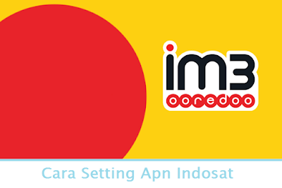 Cara Setting Apn Indosat (Termudah.com)