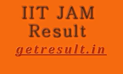 JAM 2015 Result
