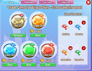 Bingo Bash Gems