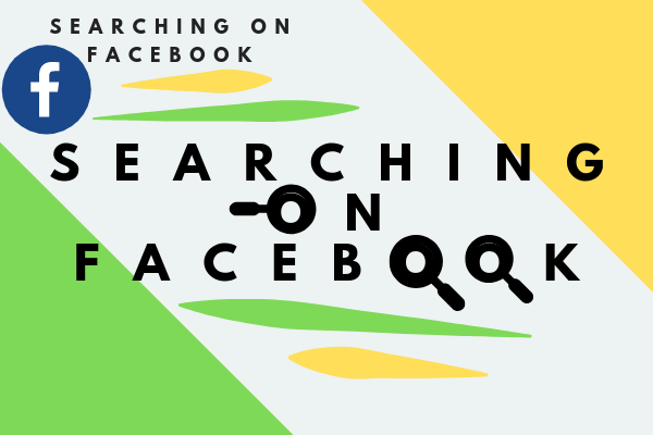 Searching On Facebook
