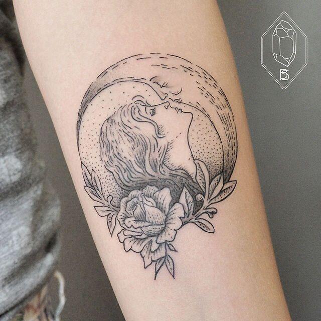 Lunas Soles Y Estrellas Belagoria La Web De Los Tatuajes