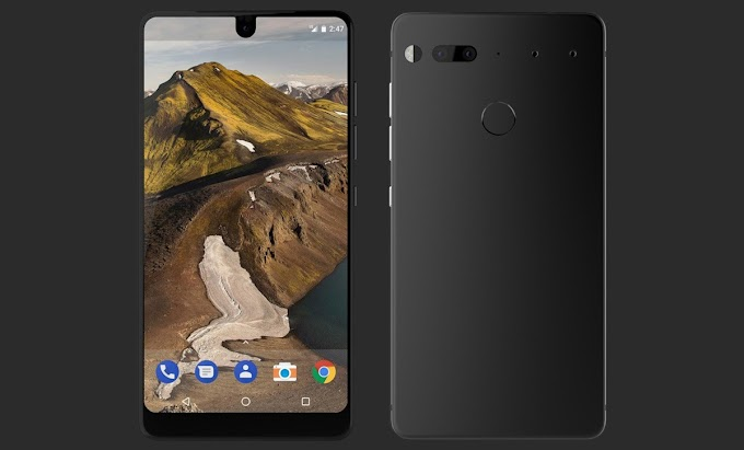 Essential PH-1 a.k.a Essential Phone, Smartphone besutan Andy Rubin