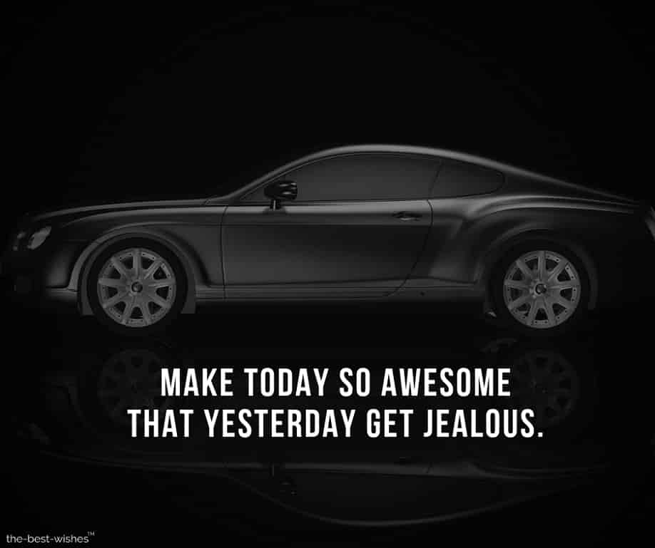 Awesome day Motivational Quote Pics