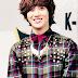 ทรงผมเกาหลีชาย สไตล์ดารา K Pop