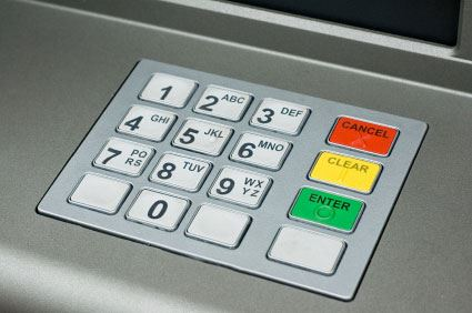 Tip for ATM security