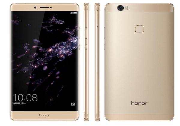 هواوي تكشف رسميا عن هاتفها الجديد Honor Note 8