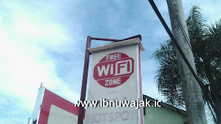 Internet Limited access wifi