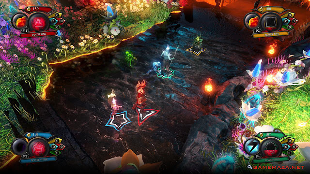 Overlord Fellowship of Evil Gameplay Screenshot 1