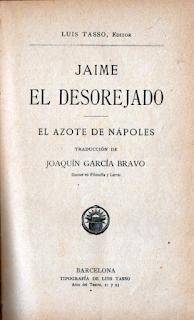 El Azote de Napoles Alejandro Dumas