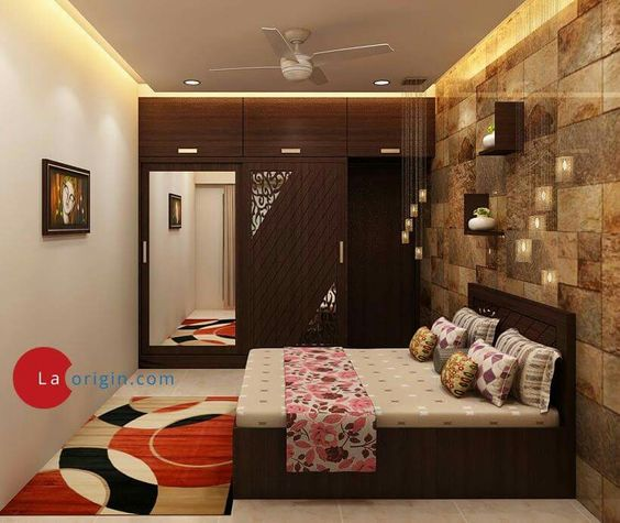 50 Amazing Small Bedroom Design Ideas Catalogue 2019