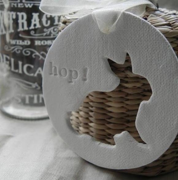 Πασχαλινά διακοσμητικά-στολίδια με Ζύμη Σόδας ή Πηλό