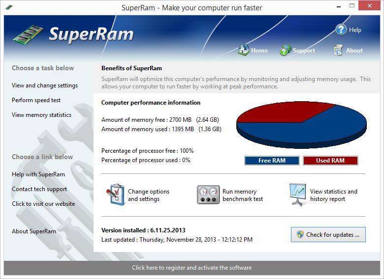 SuperRam 6.4.13.2015 + Crack