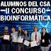Alumnos de CSA en el II Concurso de Bioinformática