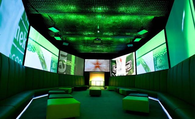 Tour pela Heineken Experience Amsterdã