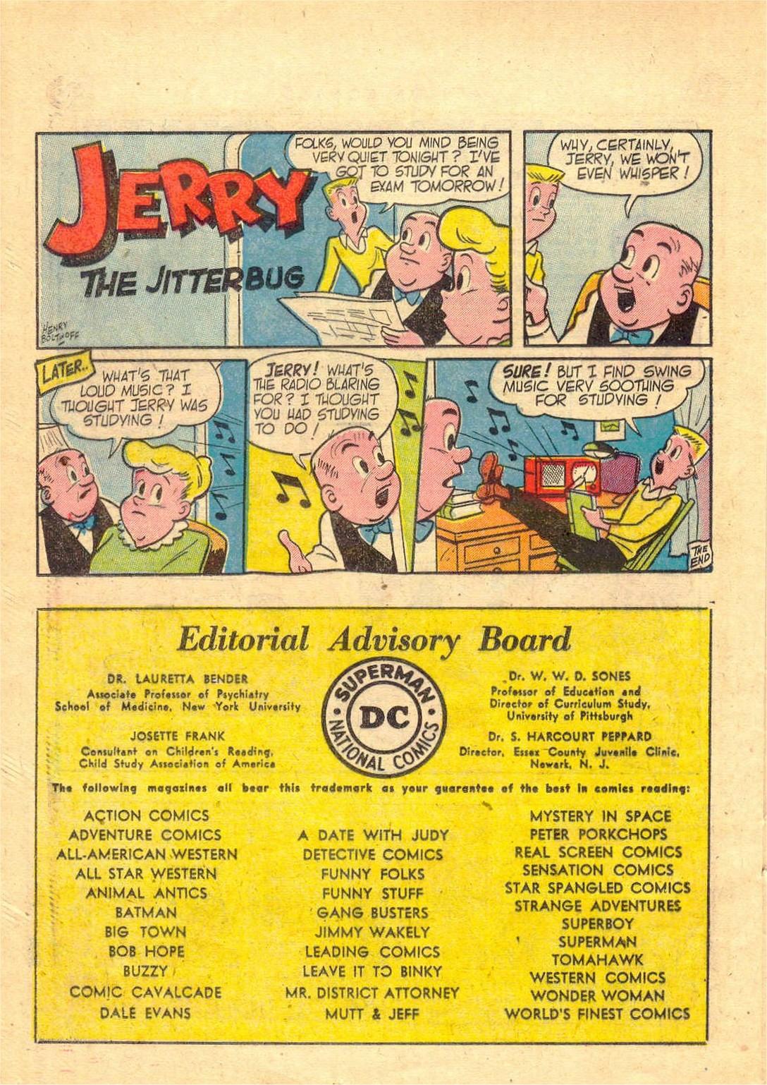 Action Comics (1938) 156 Page 32