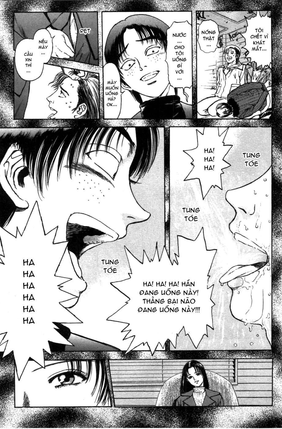 Psychometrer Eiji chapter 41 trang 10