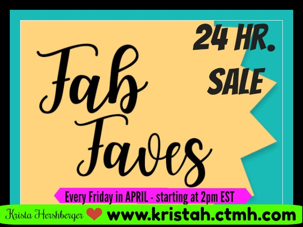 Fab Faves Sale