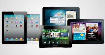 Daftar Lengkap Harga Tablet Pc Terbaru 2013
