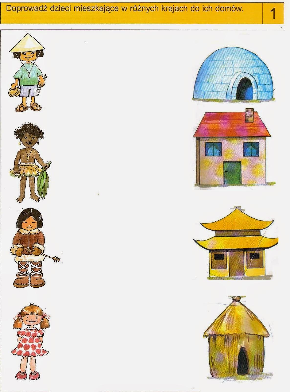 Mój dom – Przedszkole u Cioci Mariolki