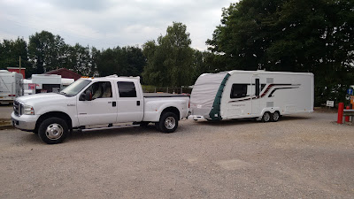 Cheap UK / Spain caravan delivery service