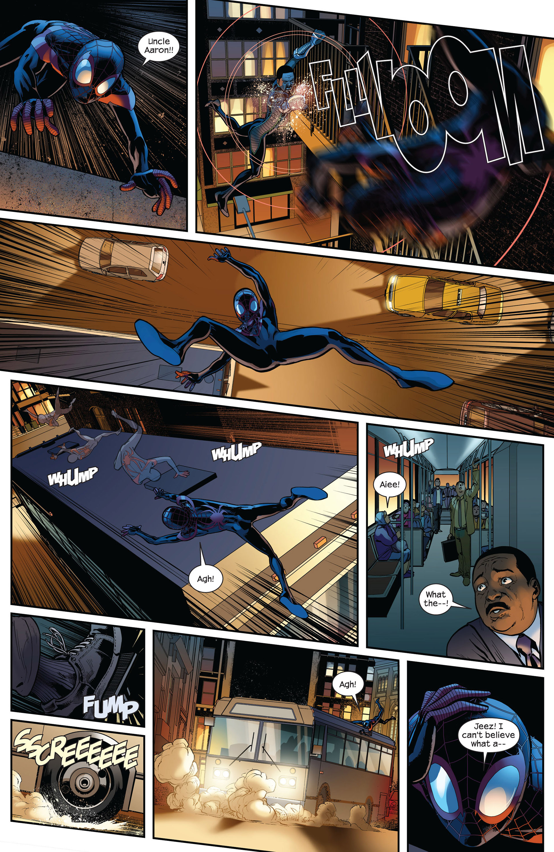 Read online Ultimate Comics Spider-Man (2011) comic -  Issue #12 - 14