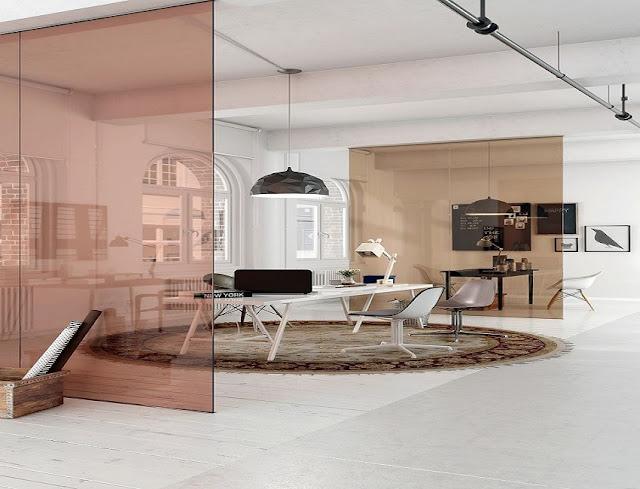 best modern home office furniture UK online cheap