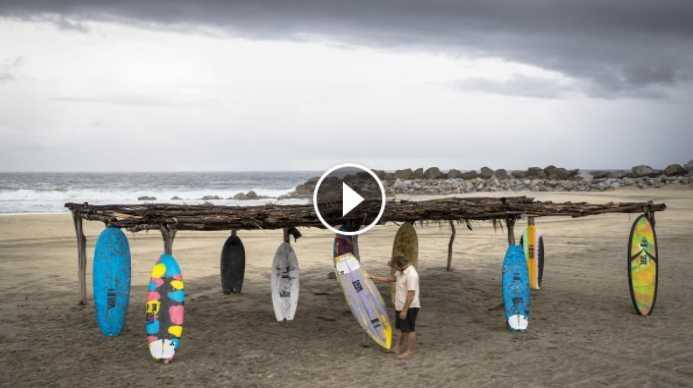 The Electric Acid Surfboard Test Starring Dane Reynolds FULL MOVIE