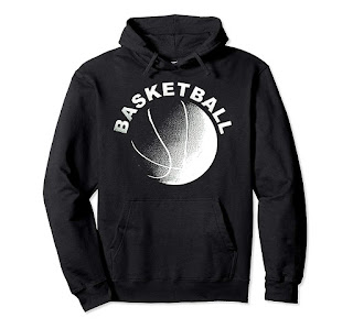 Basketball Pullover hoodie