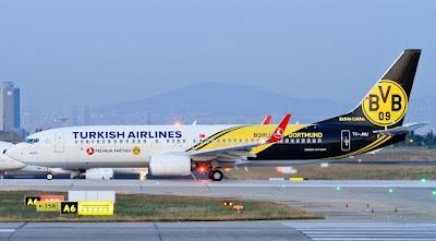 Turkish Airlines tăng cường chuyến bay từ Thổ Nhĩ Kỳ tới Nga