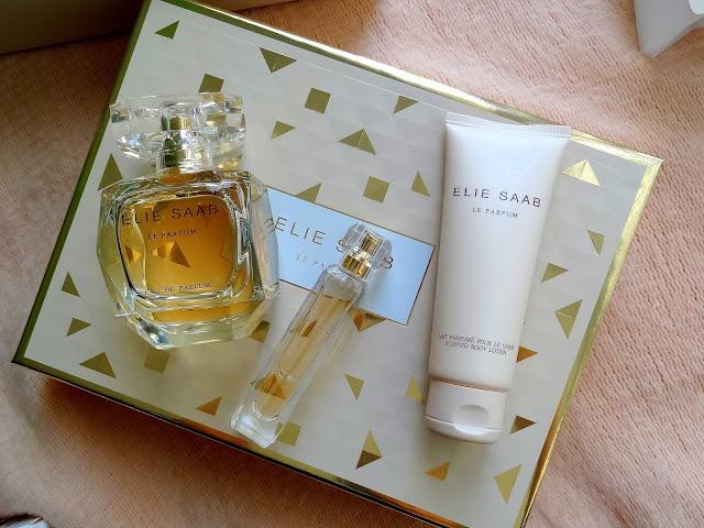 Elie Saab's Le Parfum Set