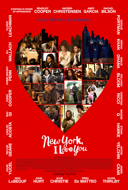New York, I love You film