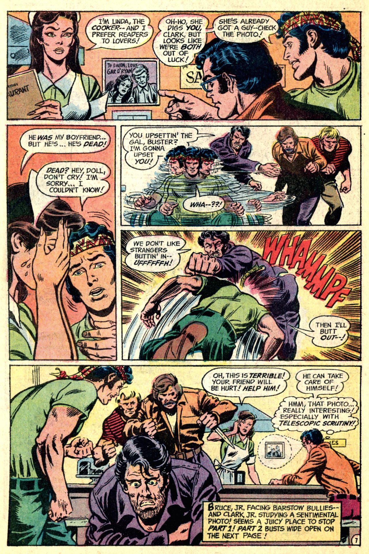 Read online World's Finest Comics comic -  Issue #216 - 10