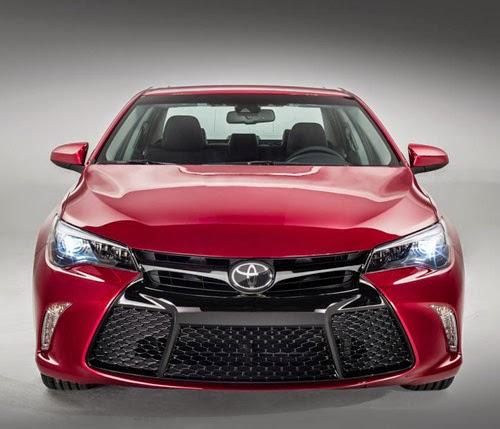 toyota camry 2015 1 -  - Đánh giá Toyota Camry 2015 phiên bản ra mắt thị trường Mỹ
