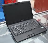 Jual Laptop 1 Jutaan Toshiba Satellite L510 seken