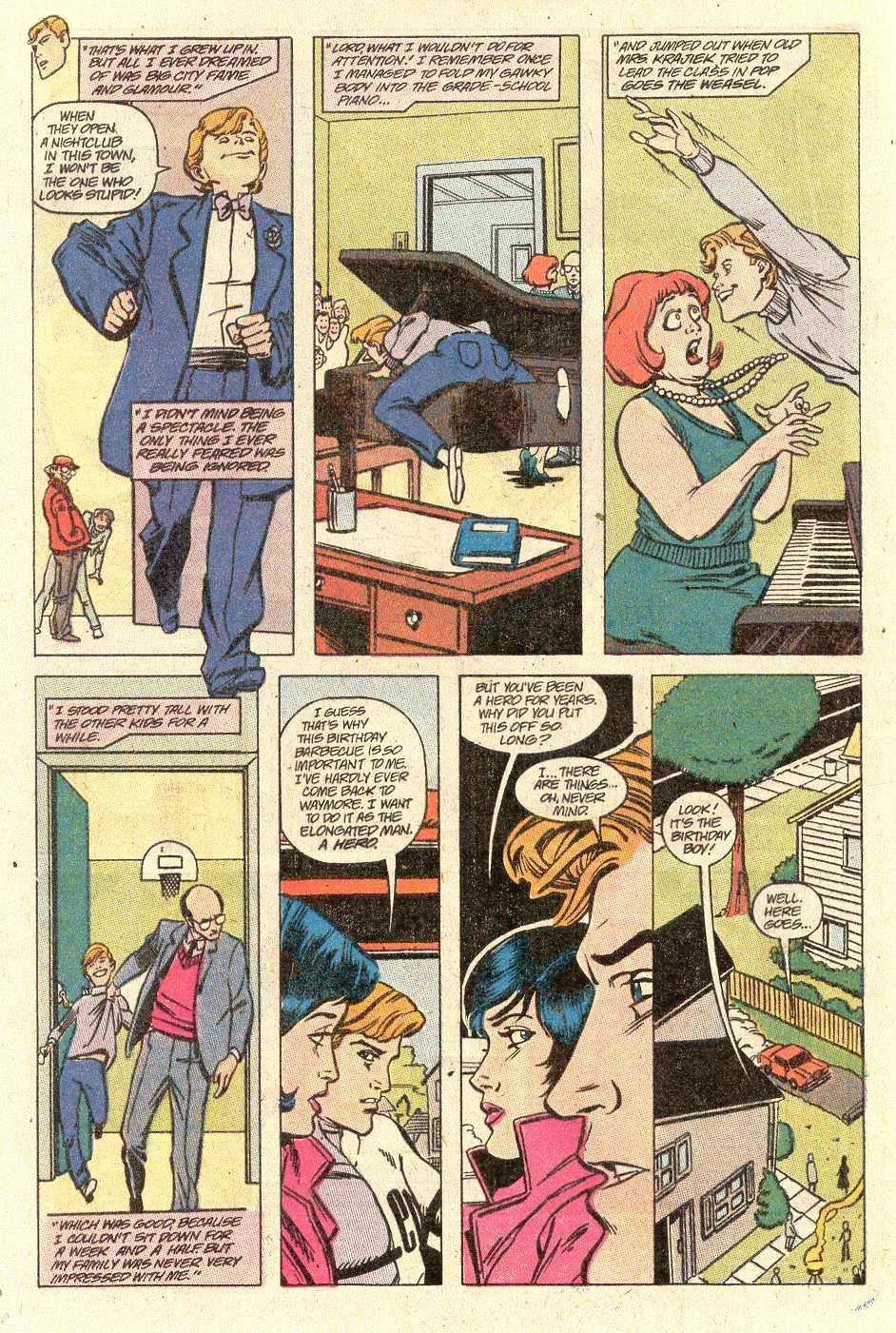 Read online Secret Origins (1986) comic -  Issue #30 - 3