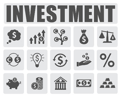 Investment concept table