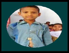 छात्र पहुंचा स्कूल लगाकर अपनी शर्ट पर ताला - Button tutne par student kamij pe tala lagakar school pahuncha