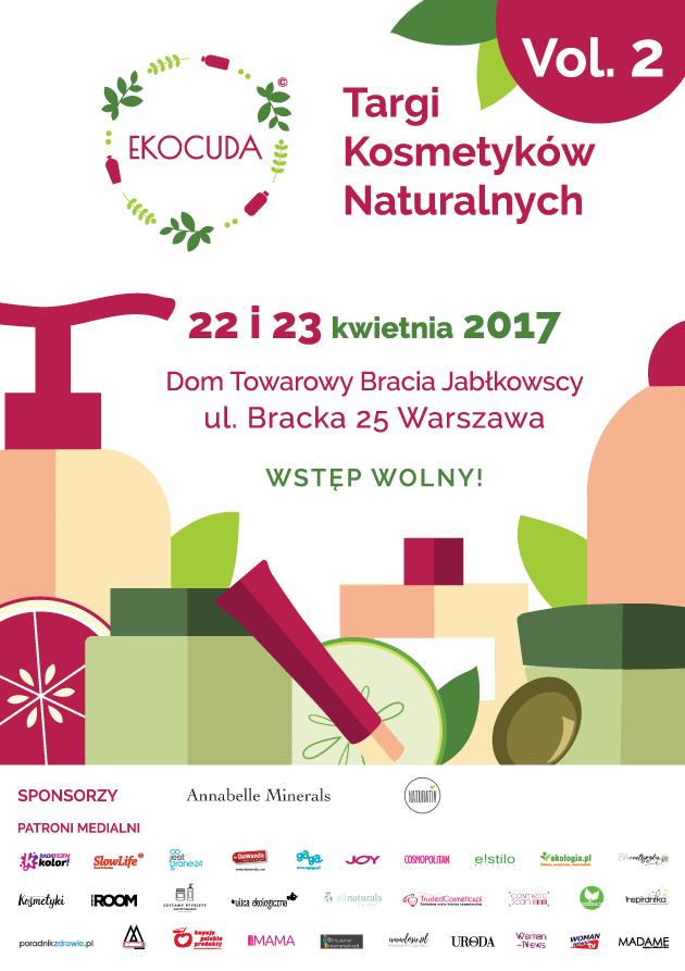 Targi Kosmetyków Naturalnych Ekocuda vol. 2