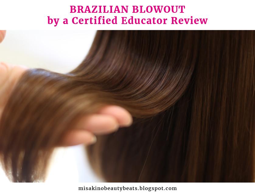 Getting a Brazilian Blowout done by a Certified Brazilian Blowout