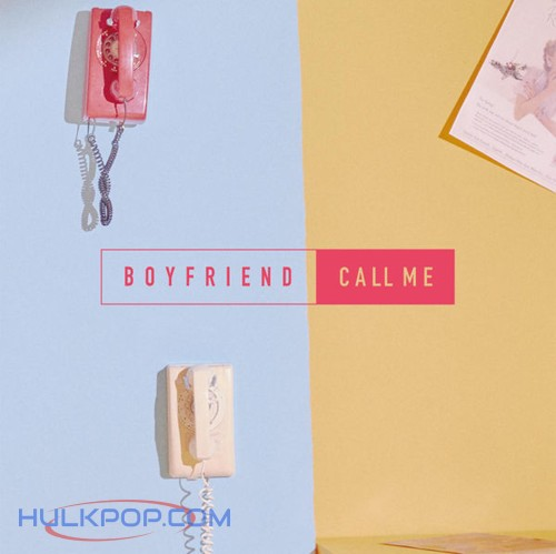 BOYFRIEND – Call Me – EP (ITUNES PLUS AAC M4A)