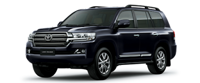 Giá xe Toyota Land Cruiser 2018 ảnh 8