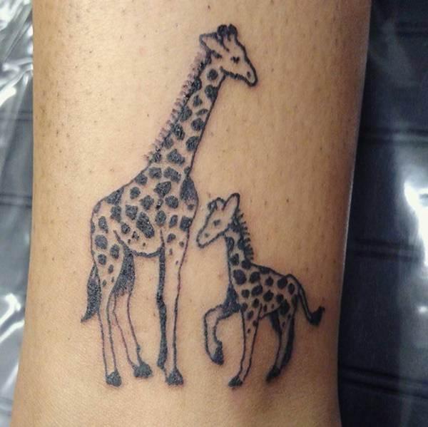 tatuaje dedicado a una madre