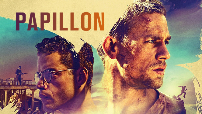 Papillon (2017) BRRip 720p Castellano-Ingles