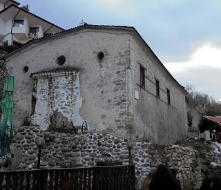 ο ναός των αποστόλων Πέτρου και Παύλου στο Μελένικο