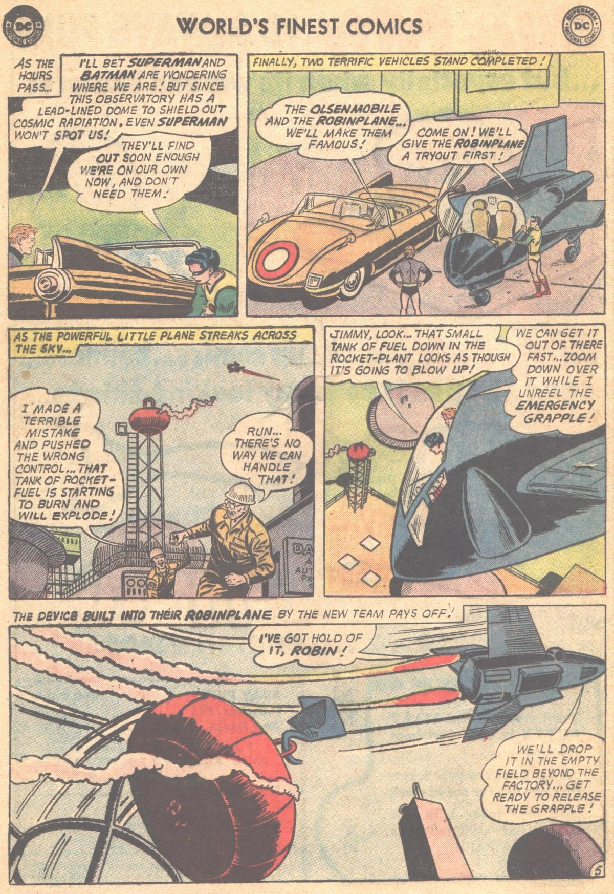 Read online World's Finest Comics comic -  Issue #147 - 8