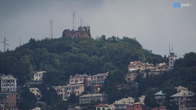 Genova forti righi