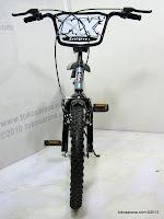 18 Inch Evergreen MX Kids Bike