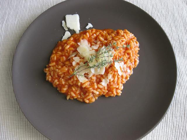 risotto al pomodoro, Tomatenrisotto, Tomatenreis, Rezept auf dem Südtiroler Food- und Lifestyleblog kebo homing