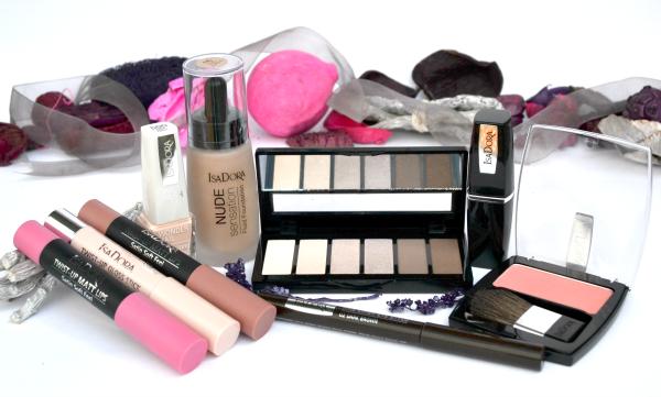 colección maquillaje primavera Nude Essentials de IsaDora